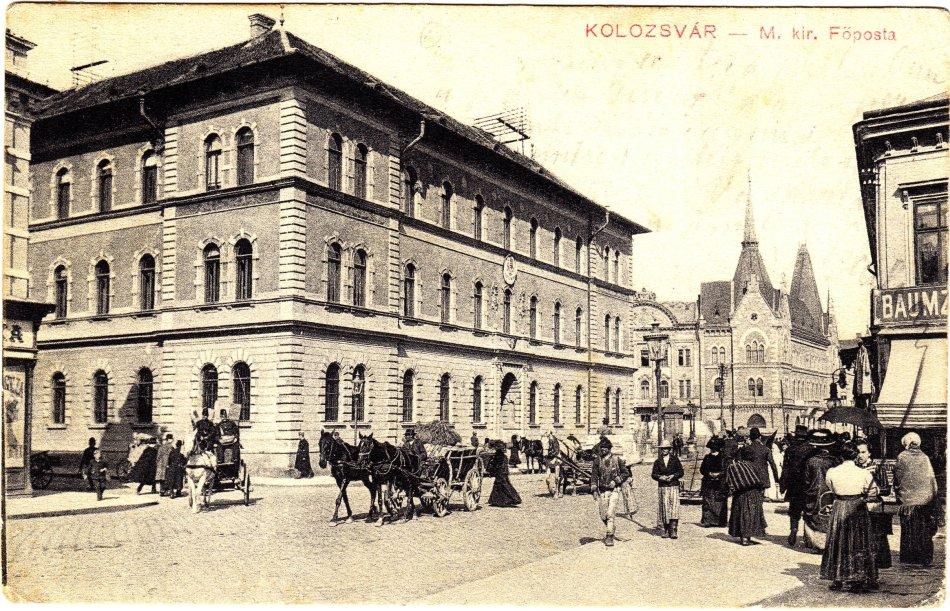 Kolozsvár / Főposta